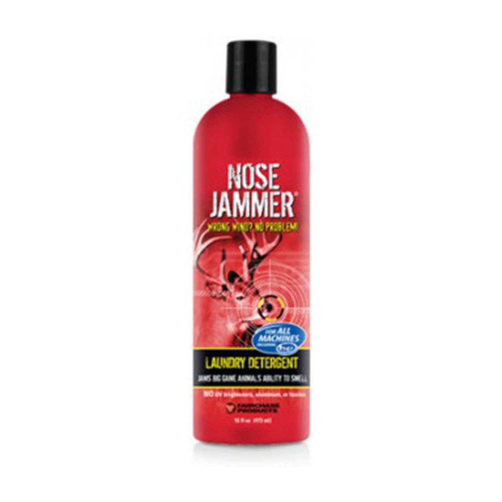 Nose Jammer Laundry Detergent 16 oz