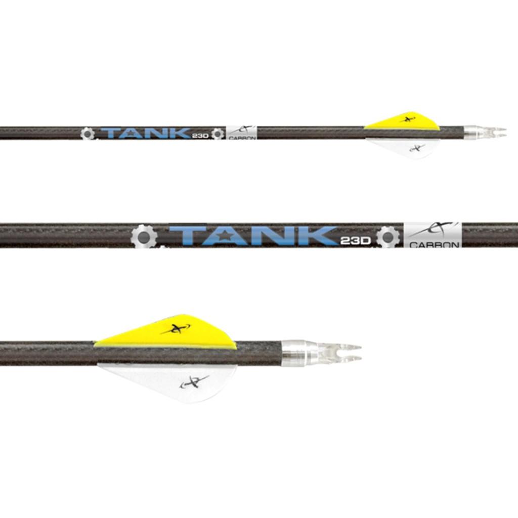 CX TANK23 TARGET SHAFTS