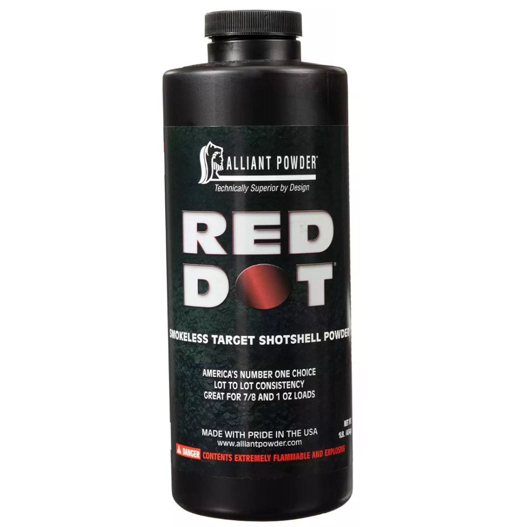 ALLIANT RED DOT POWDER