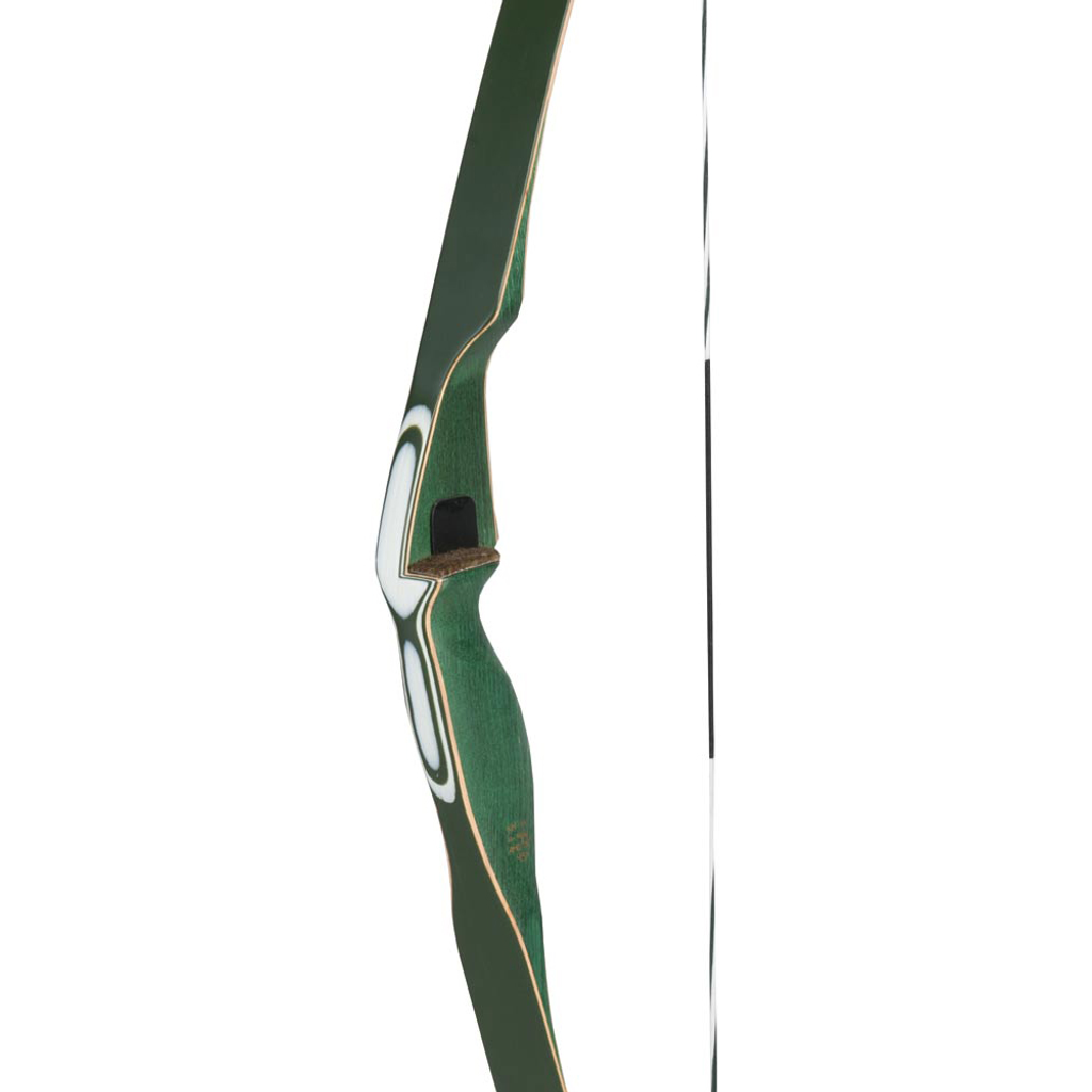 "BEAR KODIAK MAGNUM 52"" BOW GREEN GLASS"