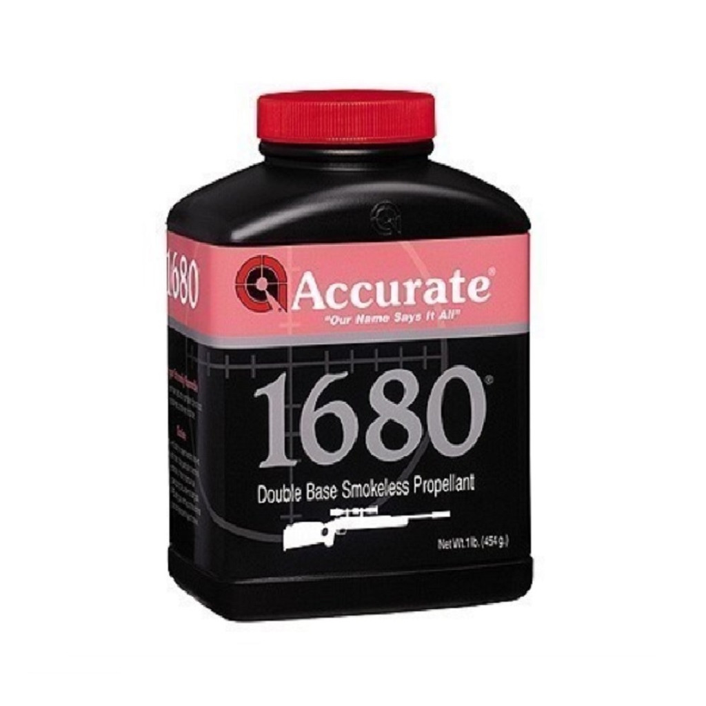 ACCURATE POWDERS 1680