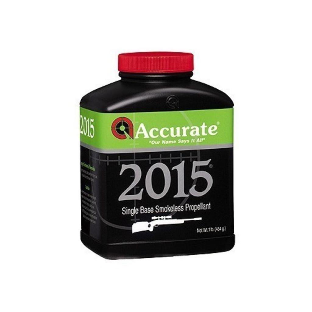 ACCURATE 2015 POWDER 1 LB