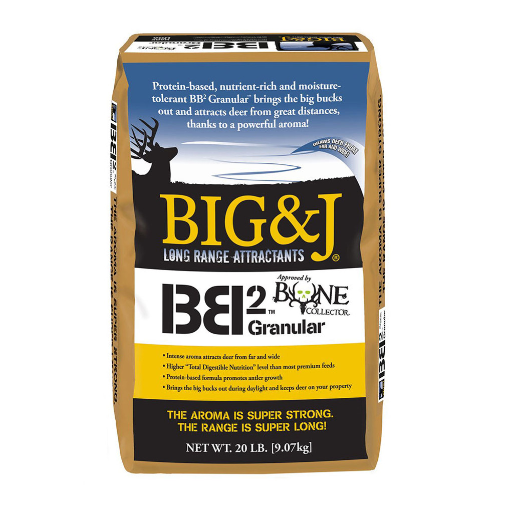 BIG AND J BB2 GRANULAR 20# BAG