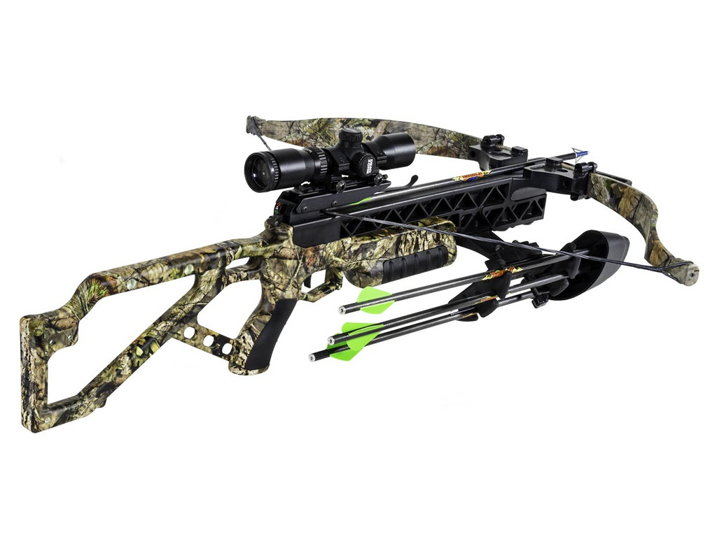 EXCALIBUR CROSS BOW XBOW CANADA CANADIAN HUNTING CAMO G340