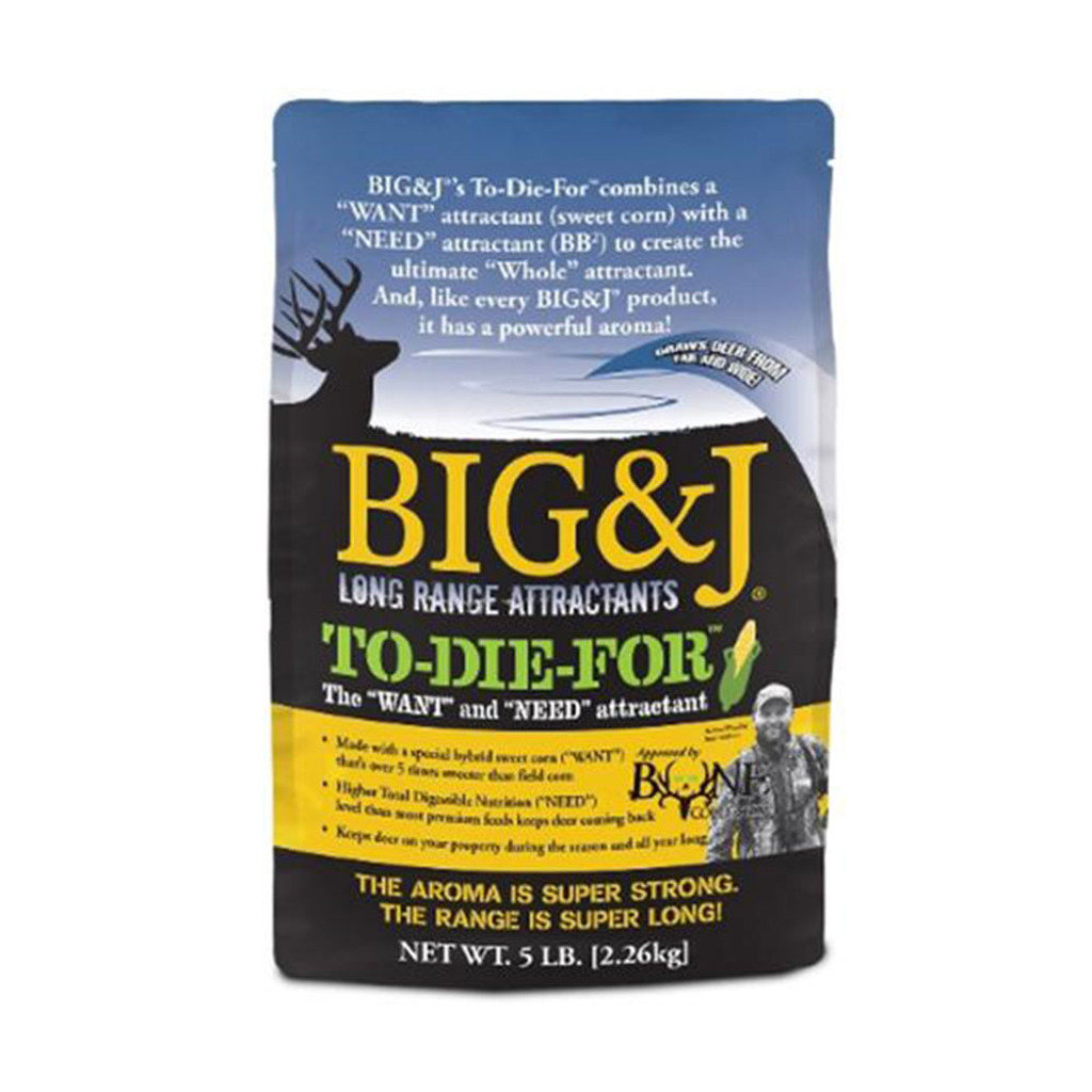 BIG AND J TO DIE FOR 5# BAG