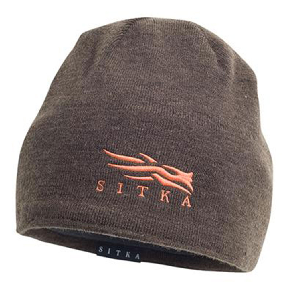 fdf88c9dd19 SITKA KNIT BEANIE GRANITE - Heights Outdoors