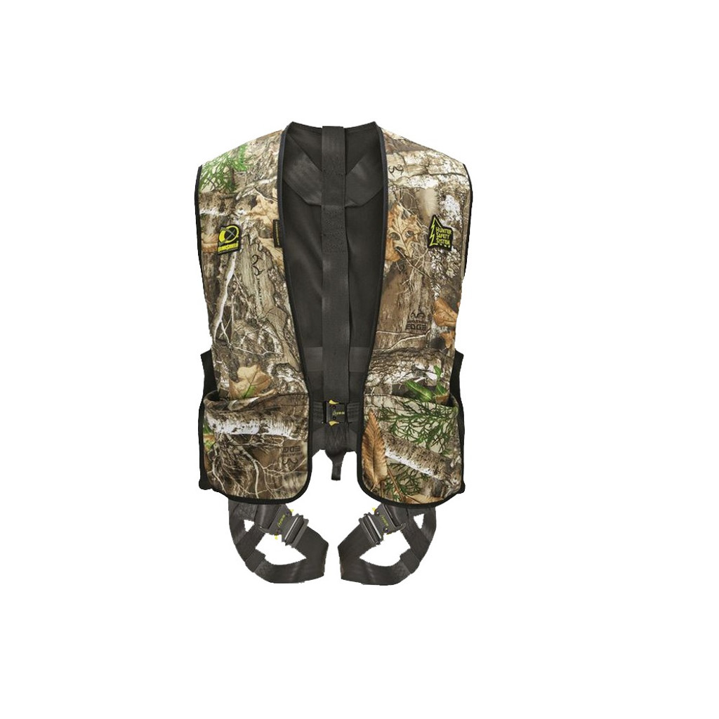 HUNTERS SAFETY SYSTEMS YOUTH HARNESS 50-120LBS