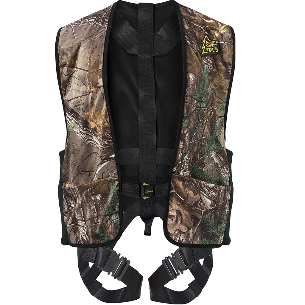 HUNTERS SAFETY SYSTEMS TREE STALKER HARNESS CAMO 2XL/3XL