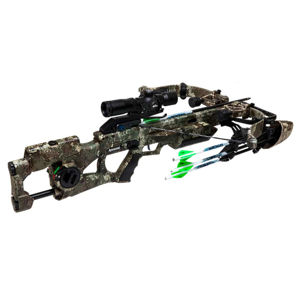 EXCALIBUR MICRO ASSASSIN 400TD STRATA CROSSBOW PKG W CASE