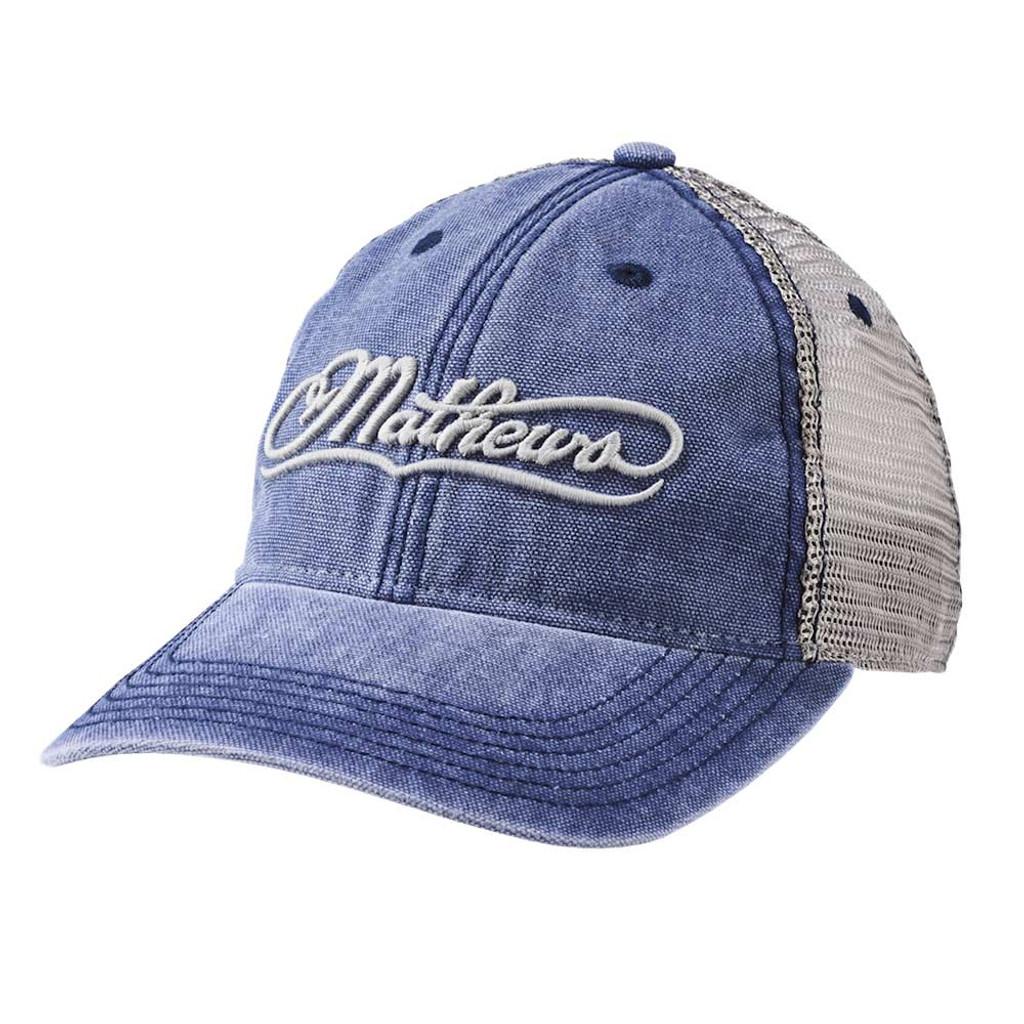 Mathews Cobalt Cap