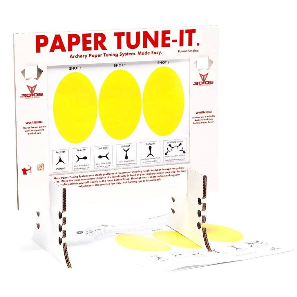 .30-06 PAPER TUNE-IT D.I.Y. SYSTEM