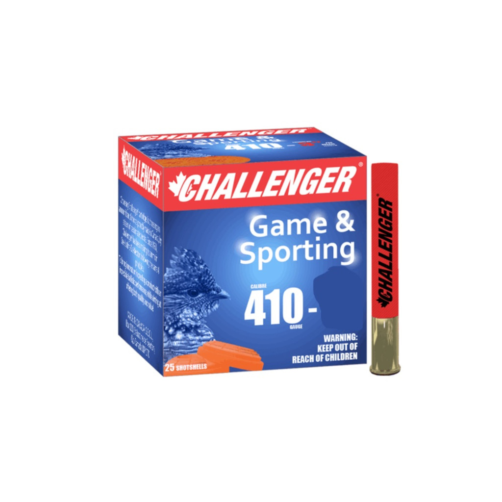 """CHALLENGER 410GA 3"""" 7.5 SHOTSHELL"""