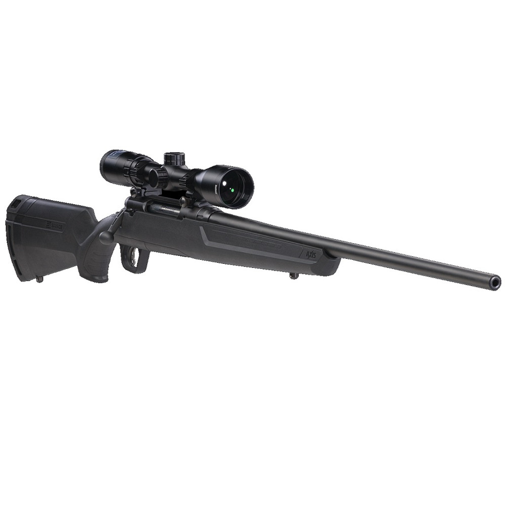 SAVAGE AXIS II XP 22-250 COMBO W/BUSHNELL BANNER SCOPE