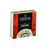 FEDERAL PREMIUM MATCH LARGE RIFLE PRIMERS 100 PACK