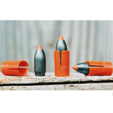 PRECISION RIFLE DEAD CENTER MUZZLE LOADING BULLET .40X.50