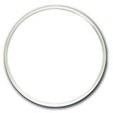 CBE FLAT GLASS LENS 1 5/8 LARGE