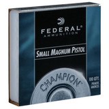 FEDERAL SMALL MAGNUM PISTOL PRIMERS #200