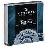 FEDERAL 205 SMALL RIFLE PRIMER 100CT