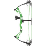 DIAMOND ARCHERY KIDS BOW PACKAGE ATOMIC HEIGHTS OUTDOORS WINNIPEG CANADA GREEN LIME