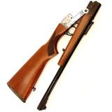 LAZER ARMS 12GA SINGLE SHOT HAMMERLESS WALNUT