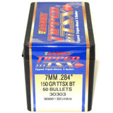 BARNES 7MM .284 150GR TTSX BT
