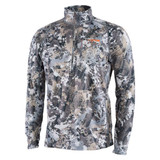Sitka Core Midweight Zip-T Elevated 2
