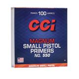 CCI SMALL PISTOL MAGNUM PRIMERS