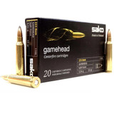 SAKO GAMEHEAD SP .223 REM 55GR