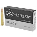WEATHERBY 300 WBY 165 GRAIN HORNADY INTERLOCK AMMUNTION
