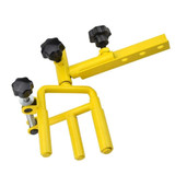 GA YELLOW BOW VISE