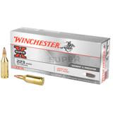 WINCHESTER 223 WSSM 55GR POINTED SOFT POINT