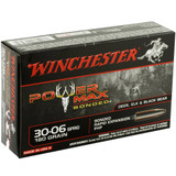 WINCHESTER 30-06 BONDED POWER MAX 180GR AMMO