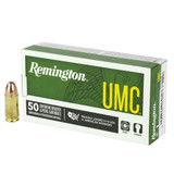 REMINGTON UMC L9MM3 115GR 9MM LUGER