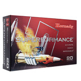 HORNADY 30-06 SUPERFORMANCE 150GR