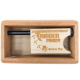 QUAKER BOY TRIGGER FINGER MAHOGANY BOX CALL