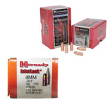 HORNADY 8MM .323 170 GR RN INTERLOCK BULLET 100 PACK