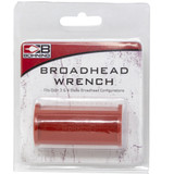 BOHNING BROADHEAD WRENCH 2, 3 OR 4 BLADE