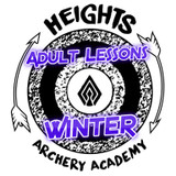 ADULT ARCHERY LESSONS - SESSION 2 (WINTER)