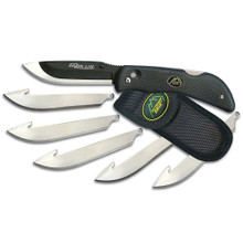 OUTDOOR EDGE RAZOR LITE W 6 REP BLADES