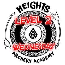 LEVEL 2 LESSONS - WEDNESDAY SEPT - OCT