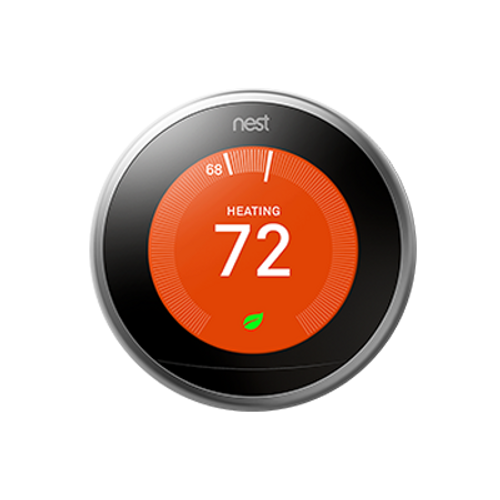Google Nest Learning Smart Thermostat