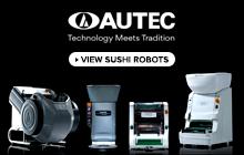 Autec Sushi Robots