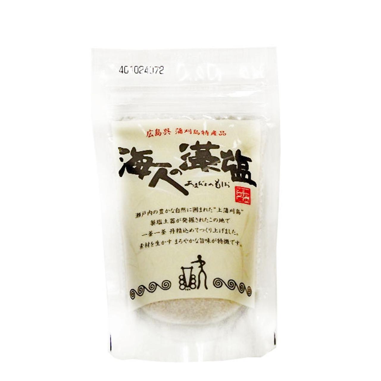 Amabito-no Moshio - Japanese Seaweed Sea Salt