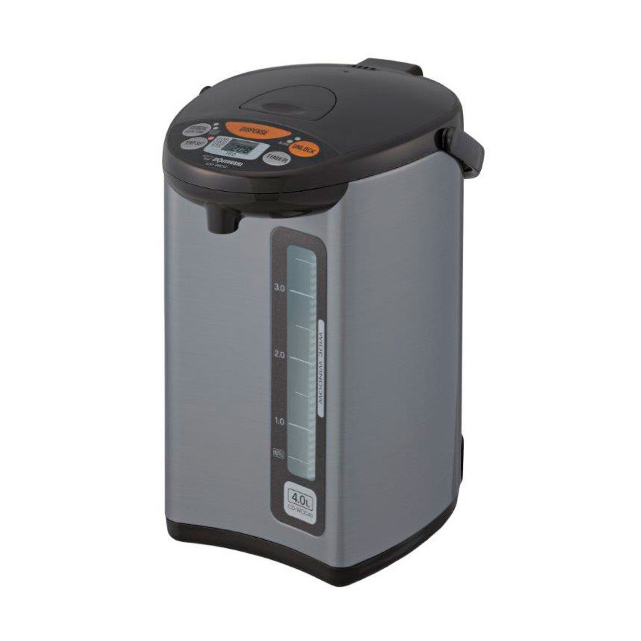 Zojirushi 4L Micom Water Boiler & Warmer CD-WCC40