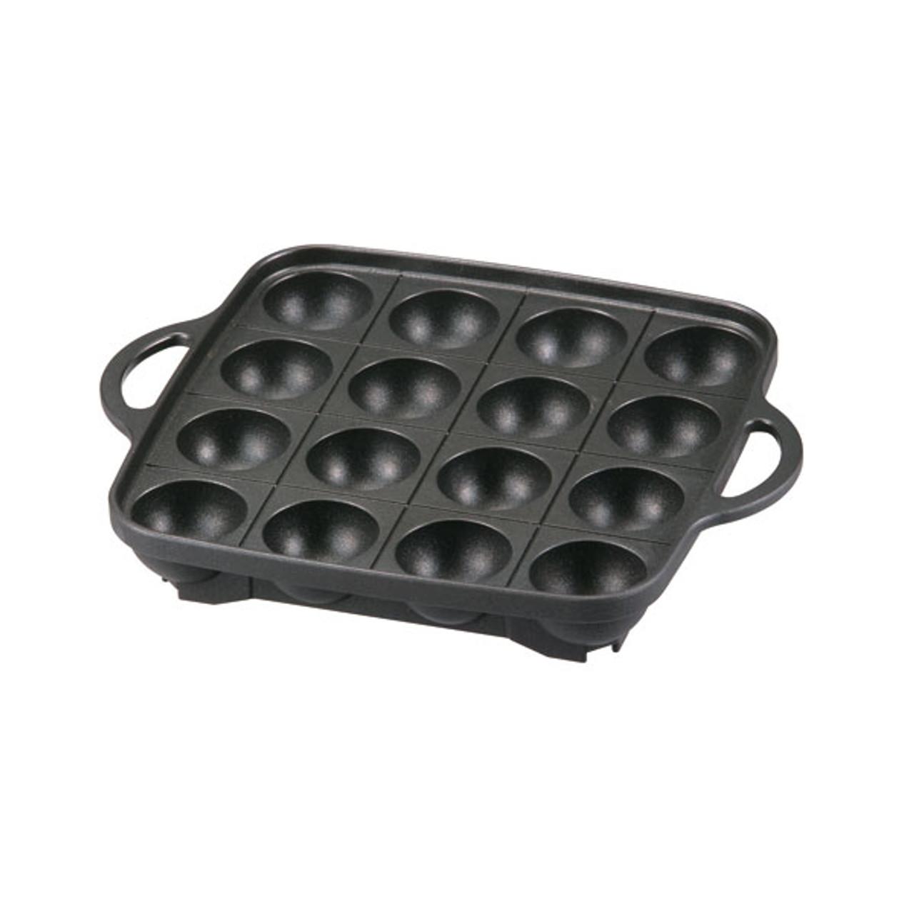 IWATANI TAKOYAKI Grill pan cooking plate CB-P-TAF