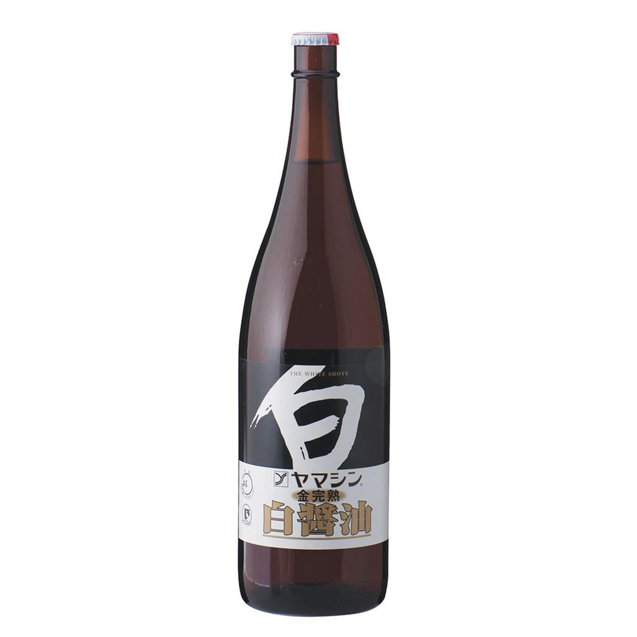 Yamashin Shiro Shoyu - White Soy Sauce