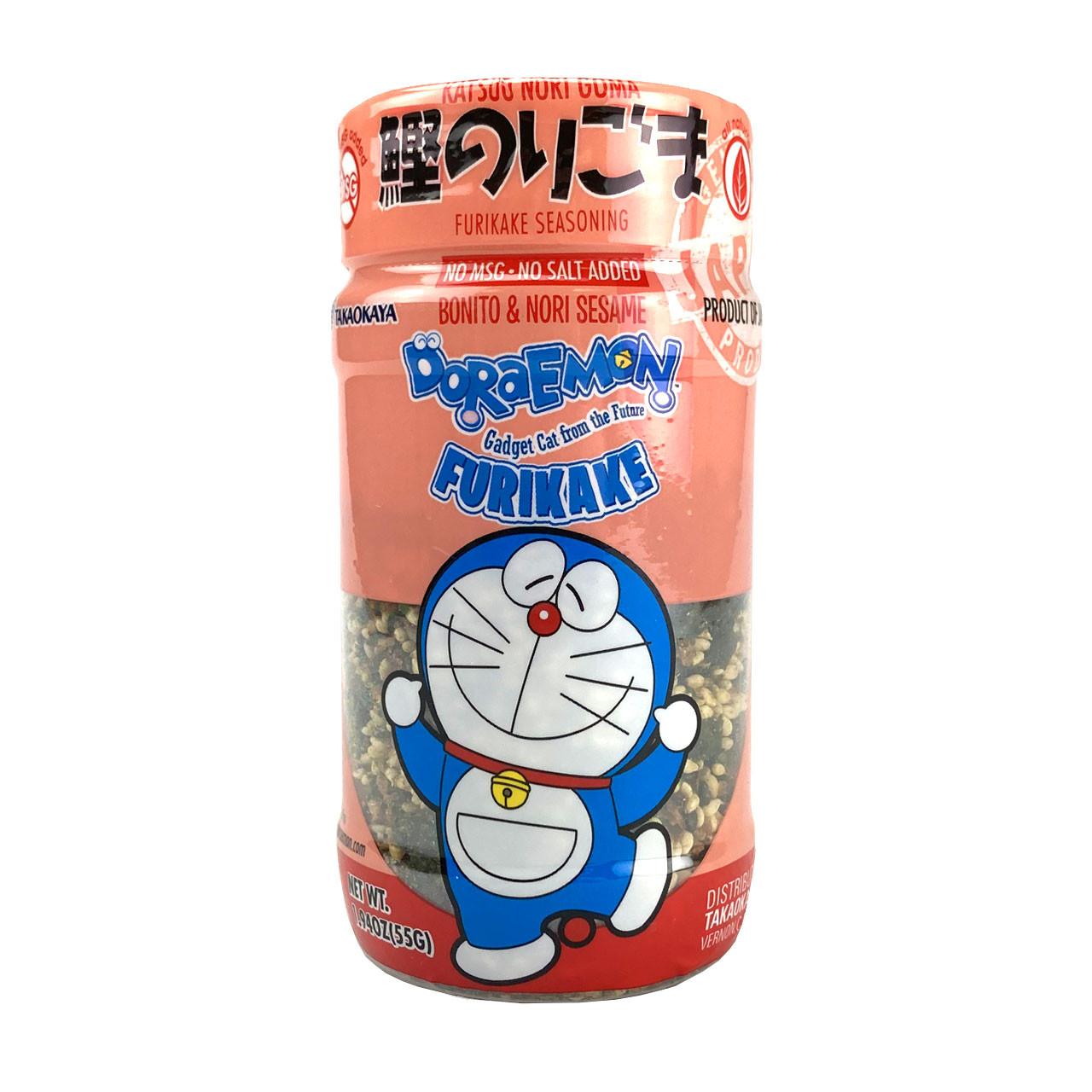 Takaokaya Furikake No MSG, No Salt Added, Bonito & Nori Sesame (Katsuo Nori Goma)