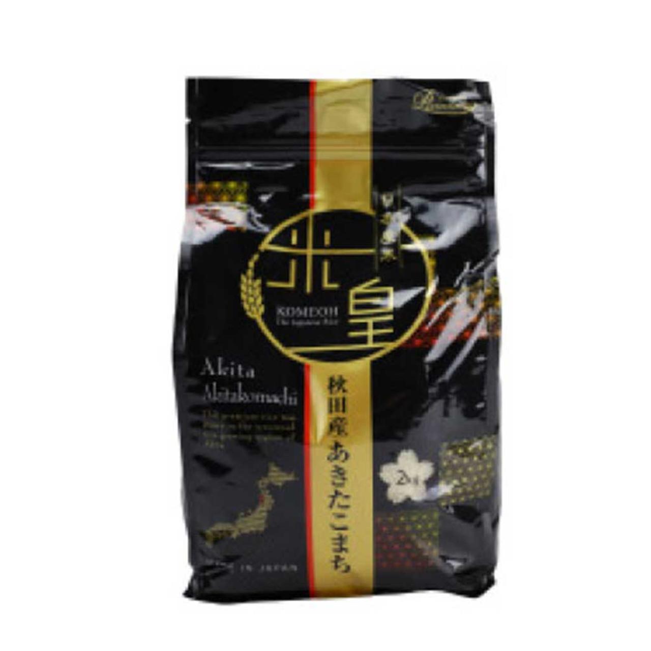Komeoh Akita Komachi Short Grain White Rice