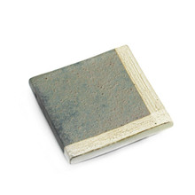 Shimmery Slab Square Plate