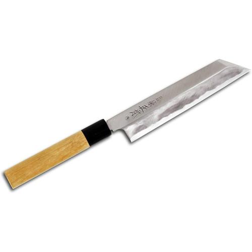 """Tsukiji Masamoto White Steel 1 Kasumi Mukimono 180mm (7.1"""")"""